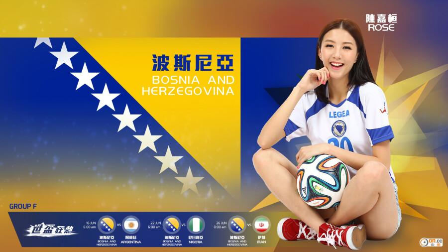 【美图共享】◆ 2014年巴西世界杯 世杯狂热美