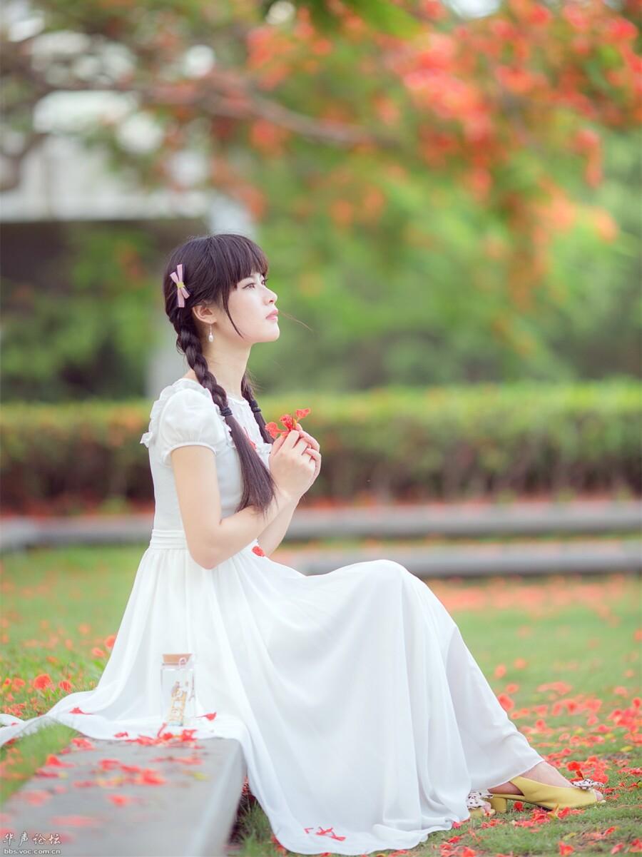 少女的心 - 春色满园 - 春色满园