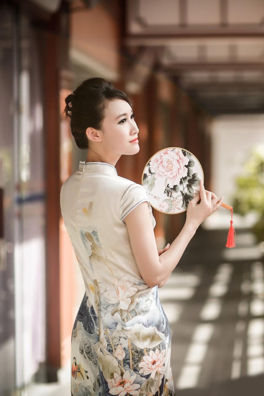 【高清大图;旗袍美少妇..】 - 下页 - 下页博客
