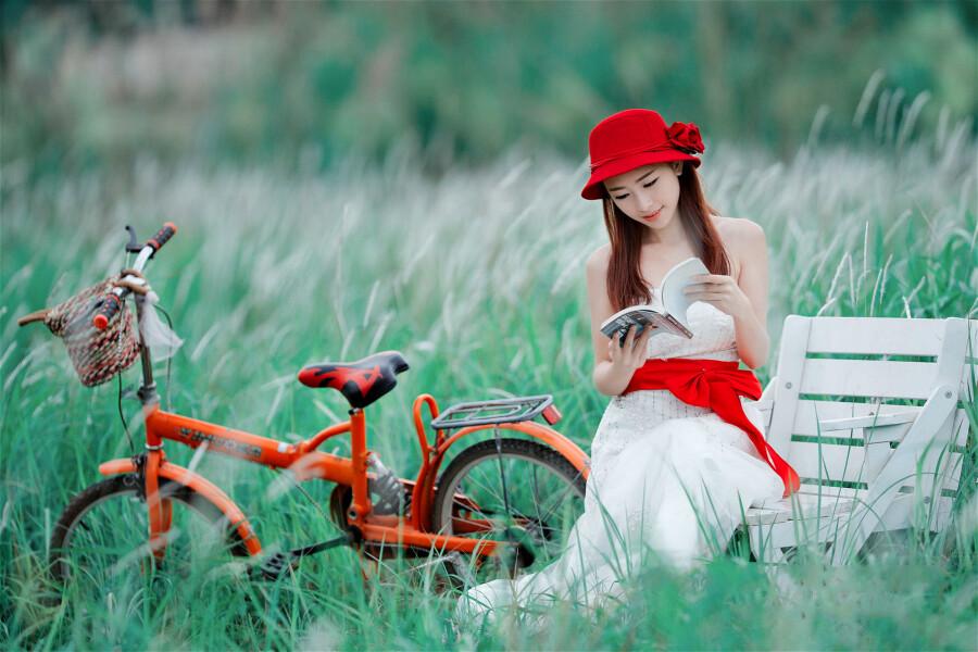 【浅秋 浪漫美女】 - 思思 - 思思的博客家园
