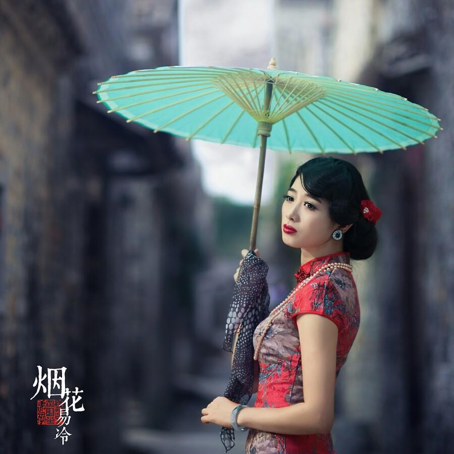 【古装及旗袍素材篇】烟花易冷 - 浪漫人生 - .