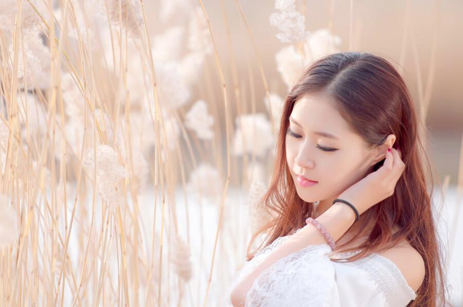 【现代时尚素材篇】人见人爱--迷人清纯美女 第58辑 - 浪漫人生 - .