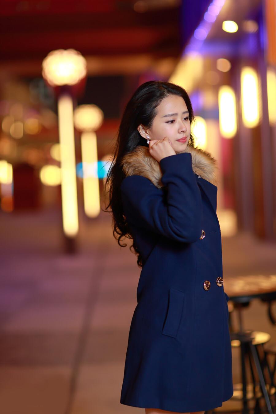 【现代时尚素材篇】都市夜归人 - 浪漫人生 - .