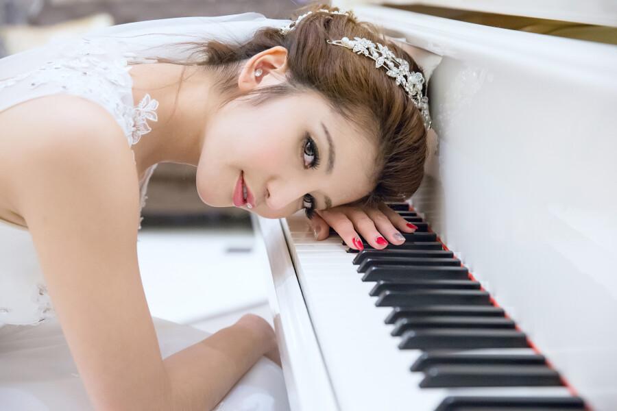 【浪漫婚纱素材篇】美丽新娘 - 浪漫人生 - .