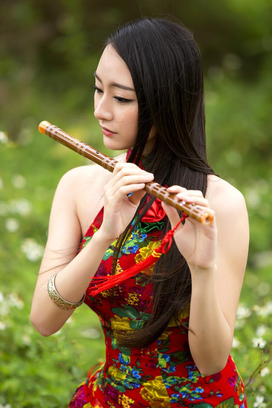 【古装及旗袍素材篇】岁月静好 - 浪漫人生 - .
