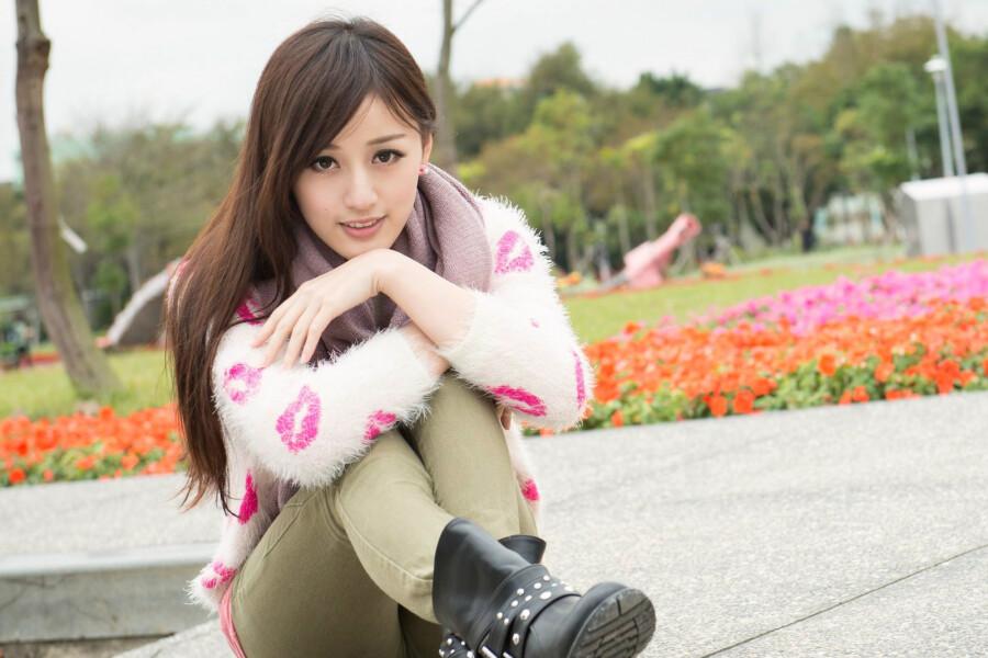 【美圖共享】◆ 倾心美女