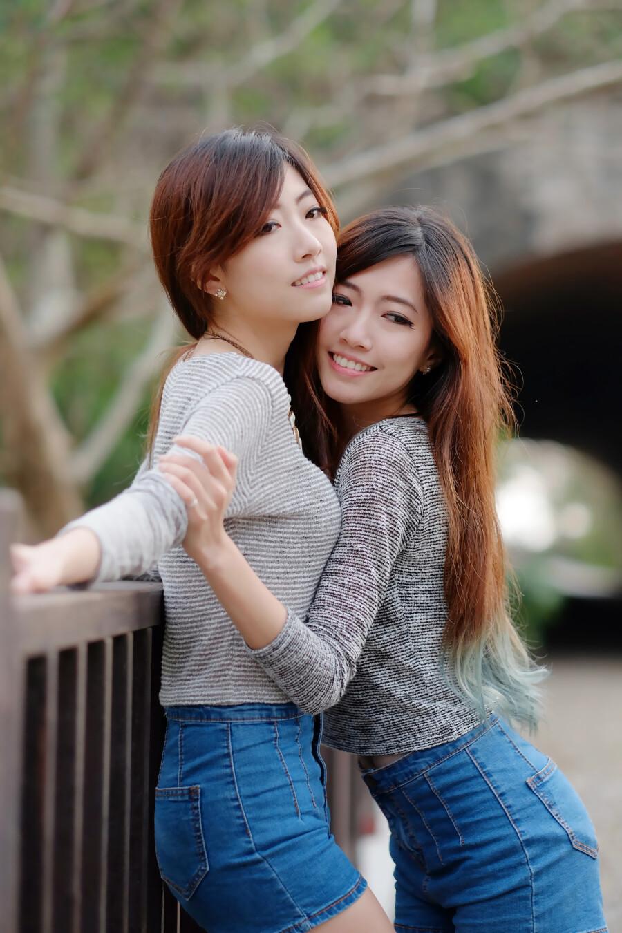 ㊣邻家女孩……[双生姐妹 大小乔 36p]……第五百九十二辑