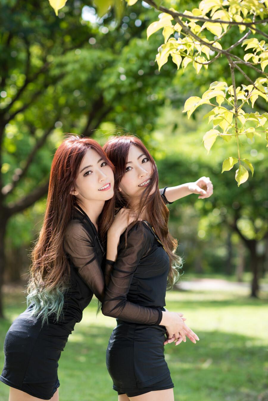 ㊣邻家女孩……[双生姐妹 大小乔 54p]……第六百零三辑