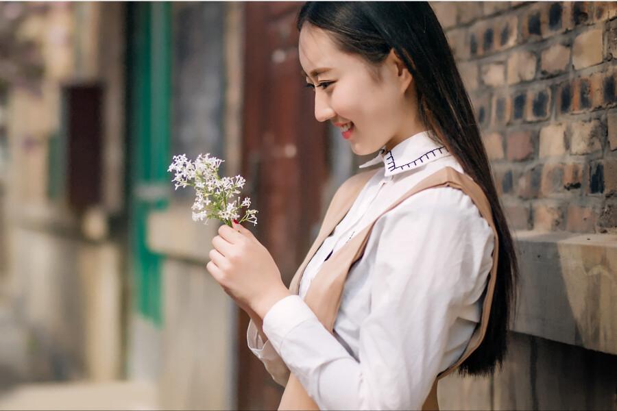 花落随 - 春色满园 - 春色满园