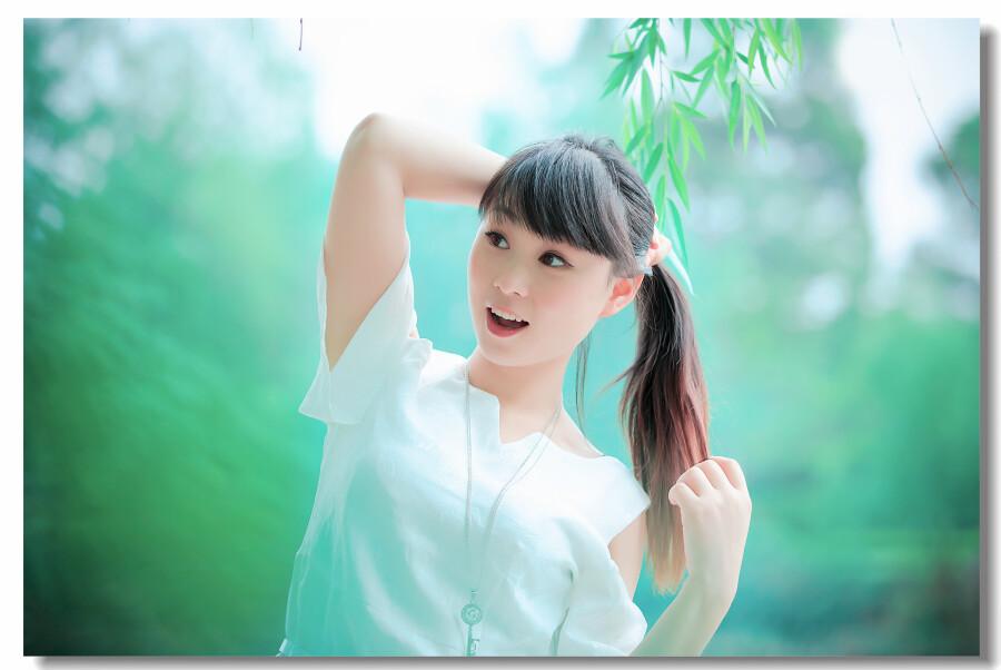 【美圖共享】◆ 轻风拂柳