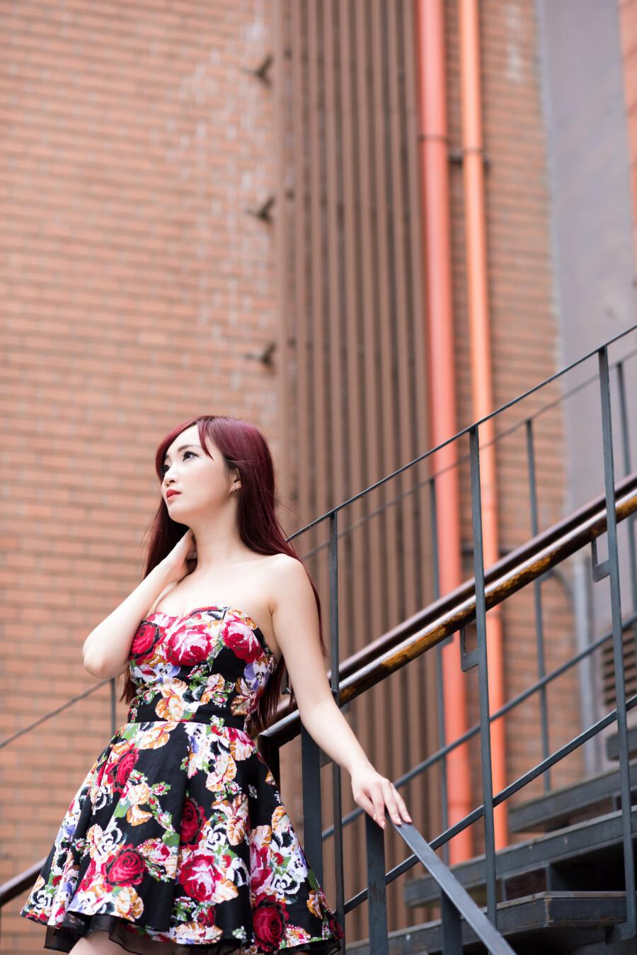 ㊣邻家女孩……[台大校园 Fifi Lin 58p]……第六百二十四辑