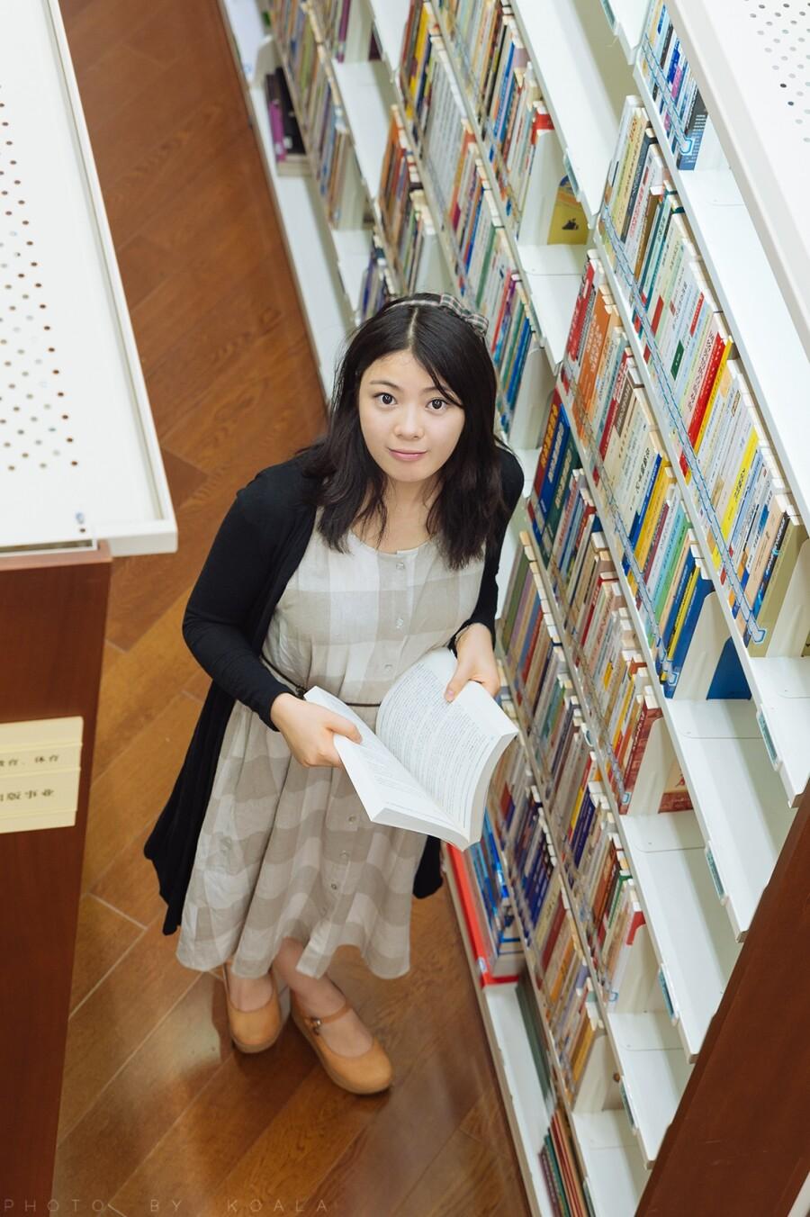 读书的女人最美 - 春色满园 - 春色满园