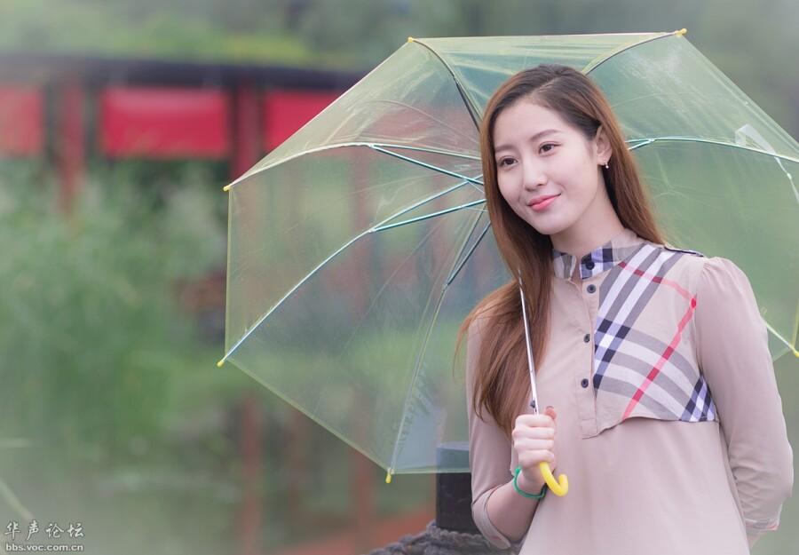 雨中的旋律 - 春色满园 - 春色满园