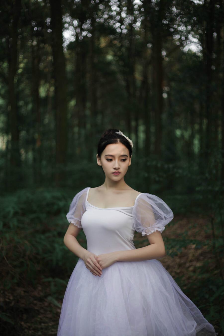 林中女孩 - 梦幻之旅 - 梦幻之恋