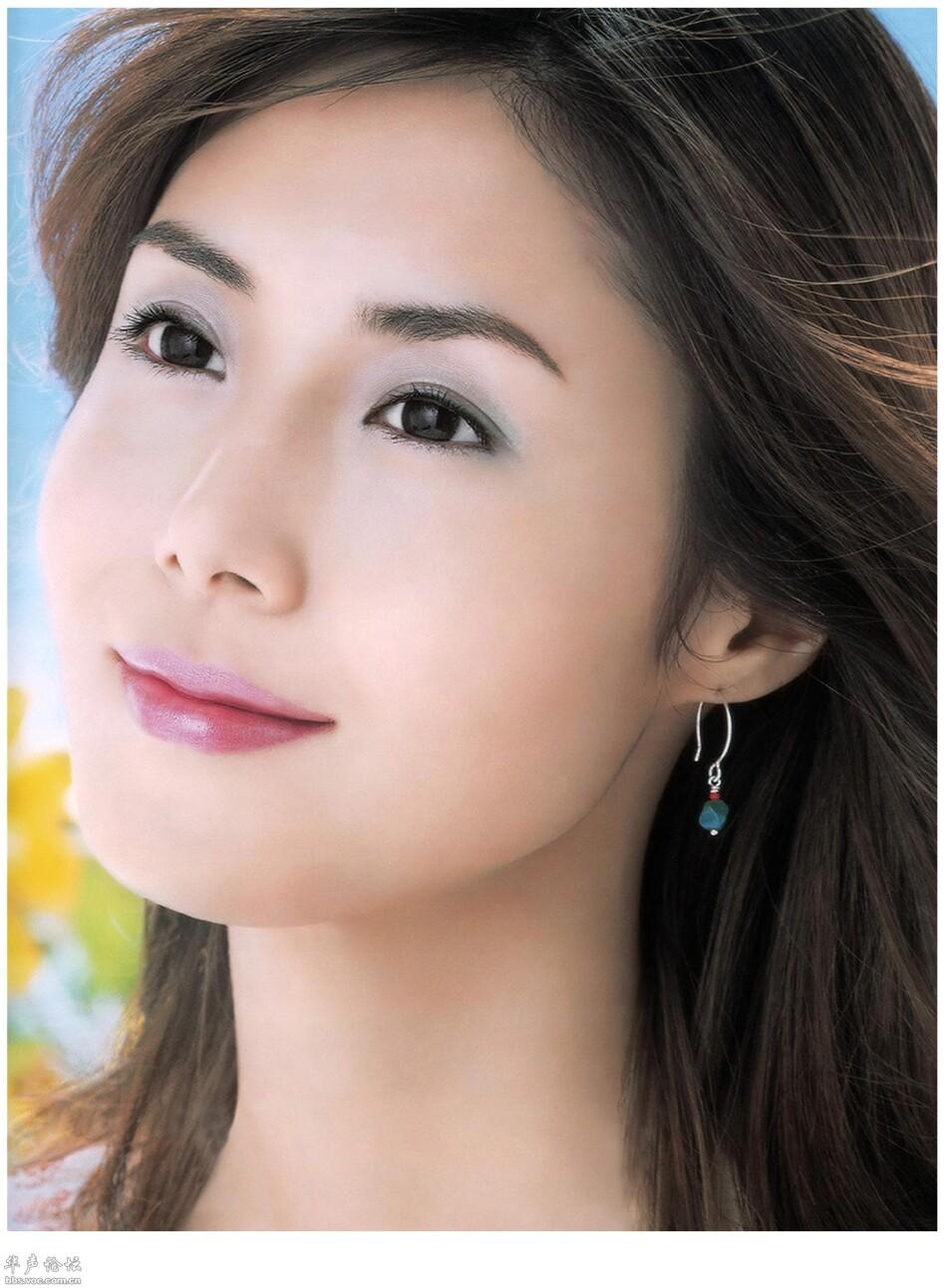 中外清纯美女大头贴 11P图片
