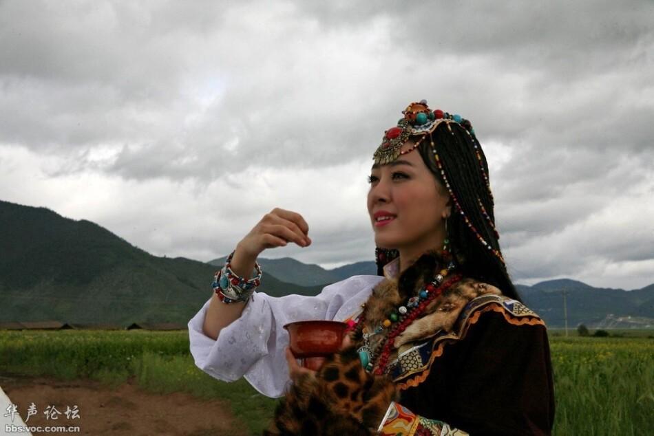 藏族歌曲精选 - 蕙质兰心 - 蕙质兰心