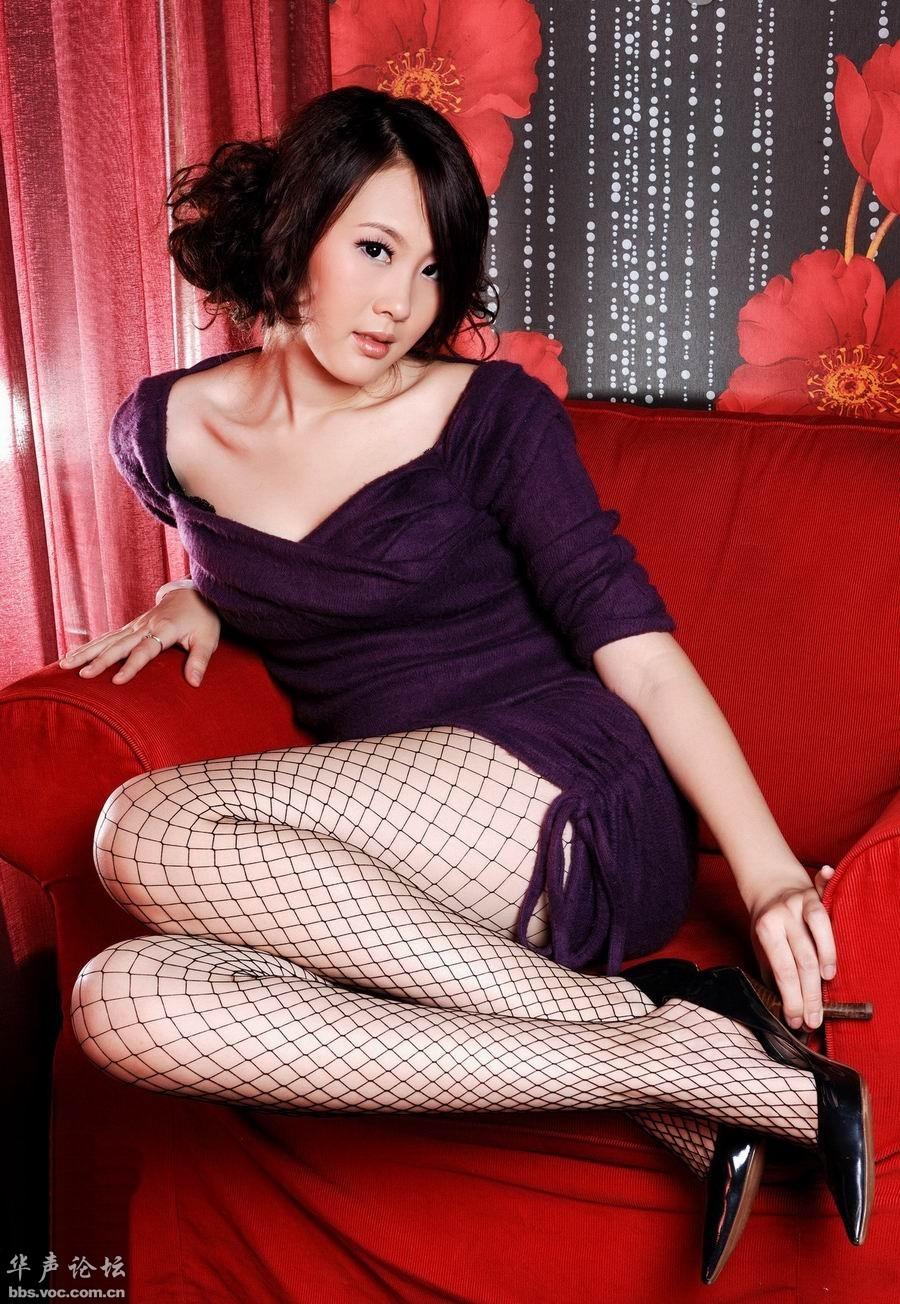 【性感美女】・[极品网袜高跟美艳少妇浴室写