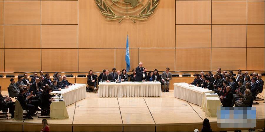 联合国主导的叙利亚问题和谈在日内瓦重启