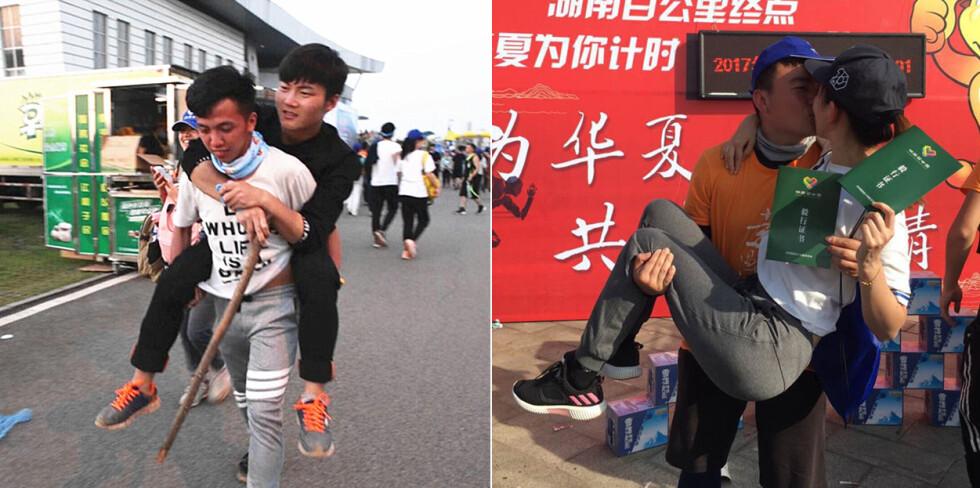 2017湖南(春季)百公里回顾:这些画面感动到你了吗?